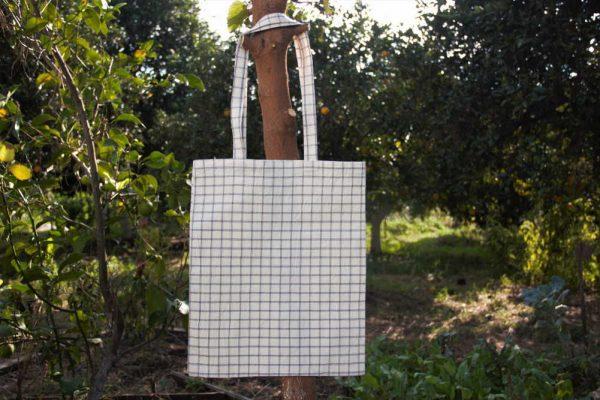 Alışveriş Torbası Köyceğiz Ekolojik bostan Atıksız Yaşam Ürünleri